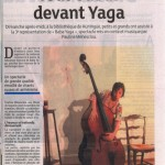 Article Baba Yaga